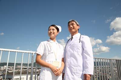 医者と看護婦