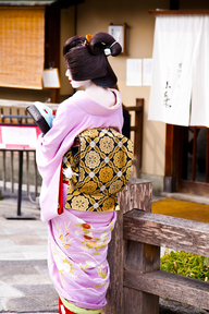 京都の芸伎
