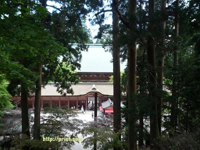 比叡山本堂