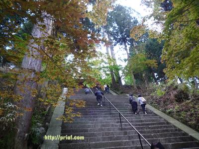 比叡山階段