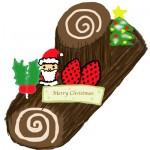 ブッシュドノエル意味は?クリスマスはお取り寄せでスペシャルの夜!