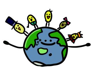 地球となかま