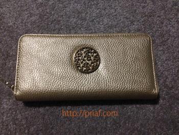 フォリフォリの財布