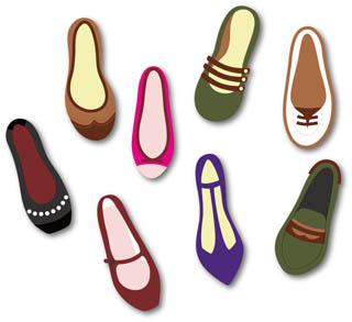 靴いろいろ