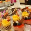 ホテルのケーキバイキング