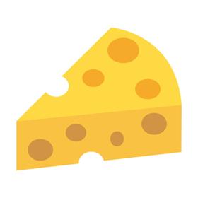 穴のあいたチーズ