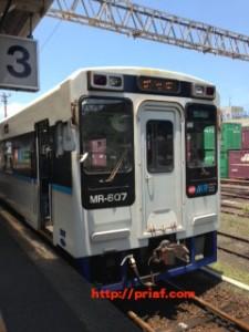 松浦鉄道の車両