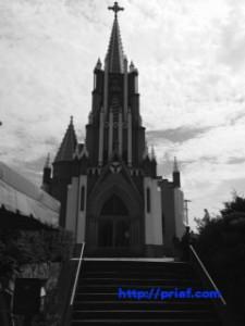 平戸〜ザビエル記念教会