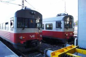 ヘルシンキ電車
