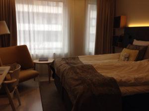 ホテルインディゴーヘルシンキー部屋